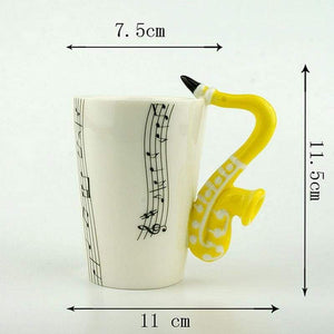 Musician mug just for you - mugs