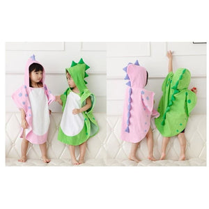 Poncho bath towel - baby&toddler clothing