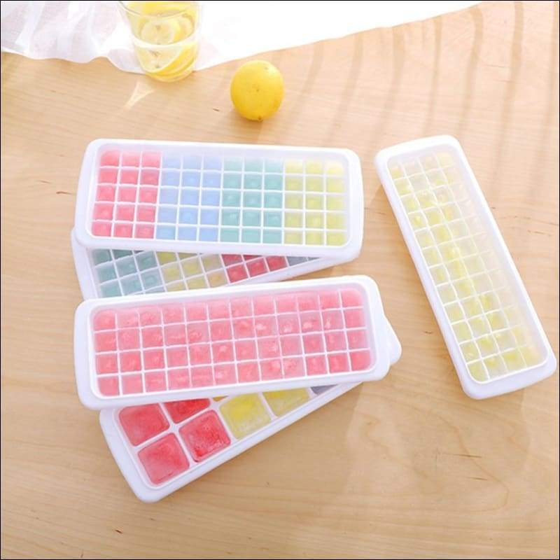 Silicone ice tray just for you - cube maker