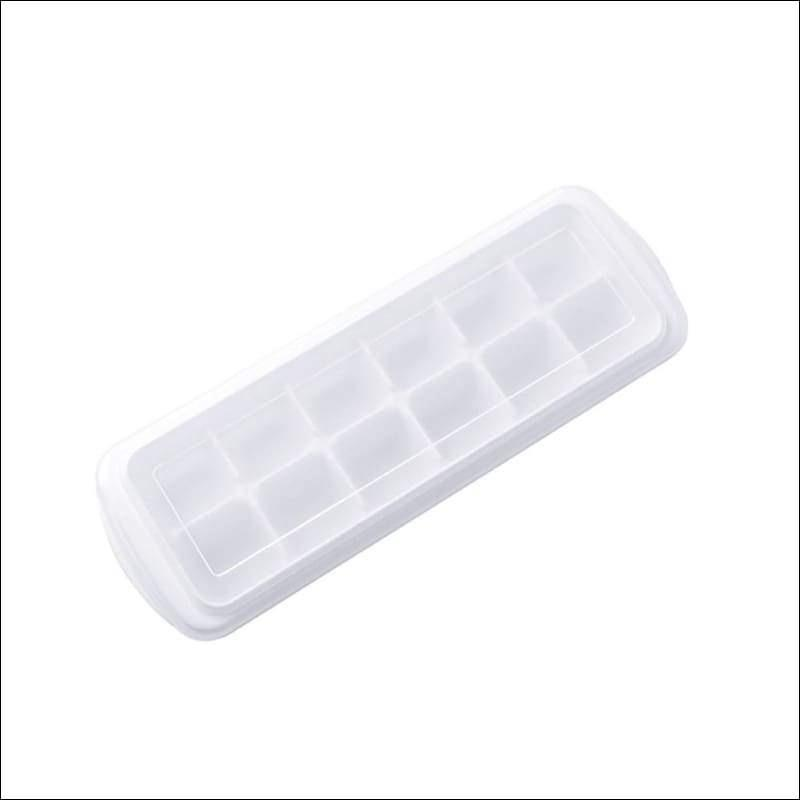 Silicone ice tray just for you - 12 grid - cube maker