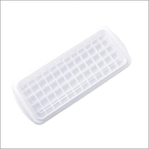 Silicone ice tray just for you - 60 grid - cube maker