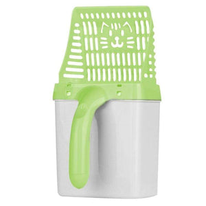 Smart cat litter scoop - 1 - & housebreaking