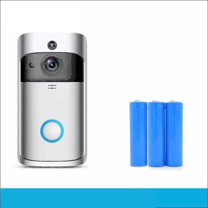 Smart wifi video doorbell - set2 - intercom