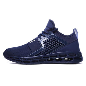 Sneakers breathable casual shoes - darkblue1 / 6.5 - men's