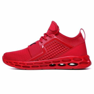 Sneakers breathable casual shoes - red1 / 11.5 - men's