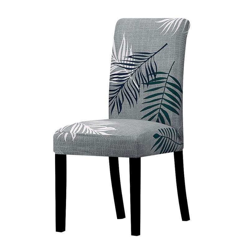 Stretchable printed chair cover - k547 / universal size -