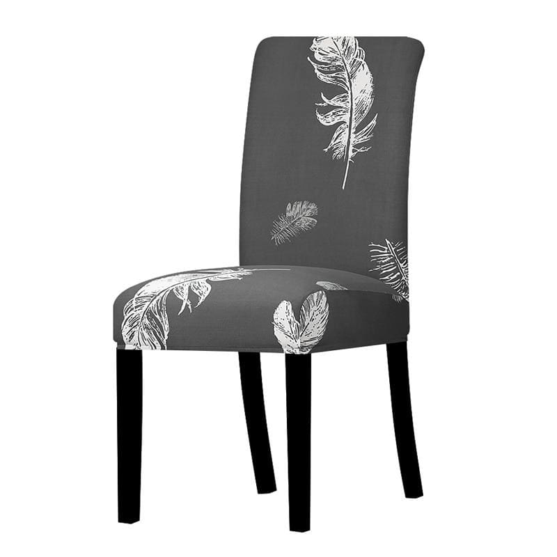 Stretchable printed chair cover - k764 / universal size -
