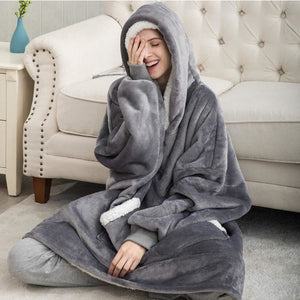 Wearable blanket for all - blankets