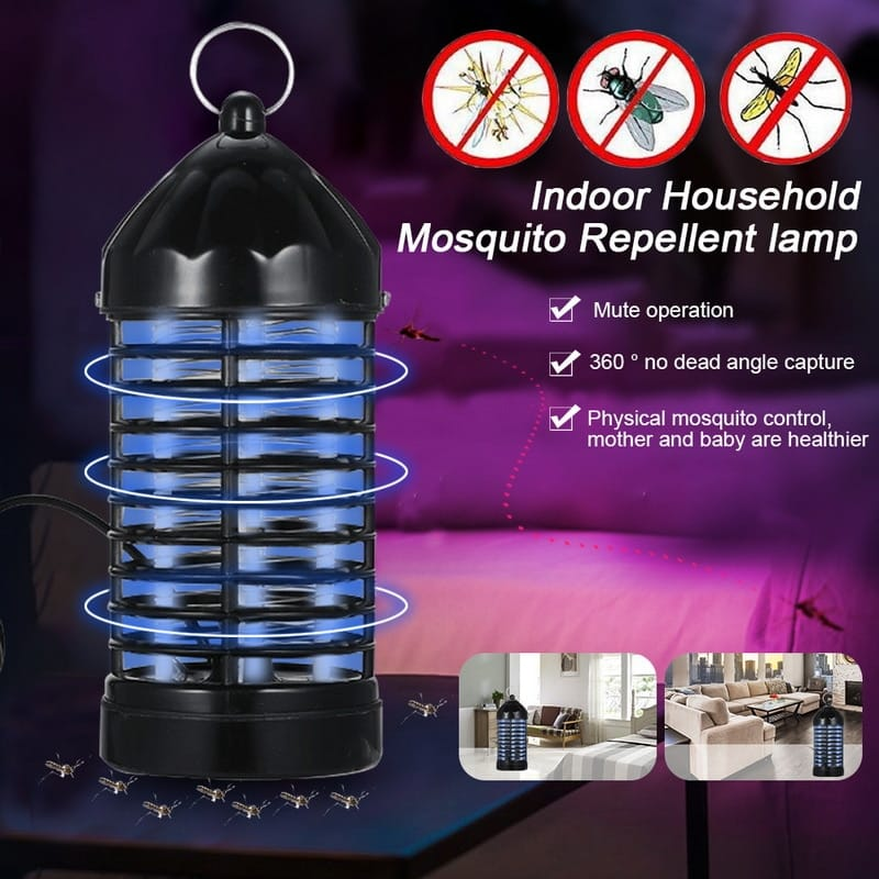 Mosquito insect killer lamp