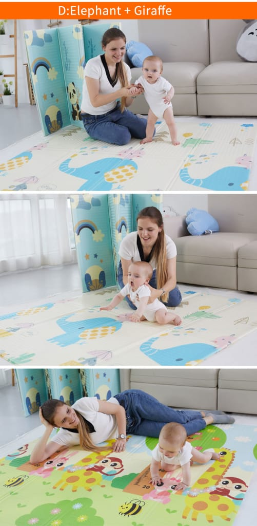 Carpet children anti-skid game mat