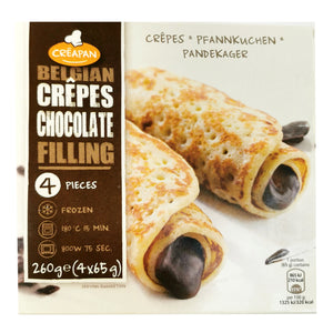 Belgium Creapan Chocolate Filled Crepes (4pcs) 260g