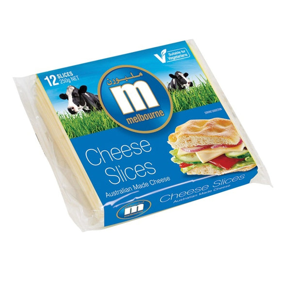 Australia Melbourne Super Cheese Slices 250g