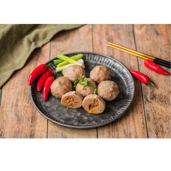 Taiwan Cuisine Spicy Stuffed Meat Ball 400g