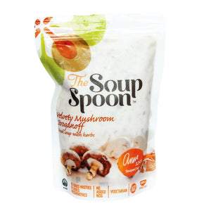 Singapore The Soup Spoon Velvety Mushroom Stroganoff 500g