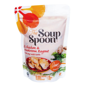 Singapore The Soup Spoon Chicken & Mushroom Ragout 500g