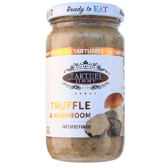 Italy Tartufi Jimmy Ready To Eat Truffle & Mushroom Pasta Sauce 180g