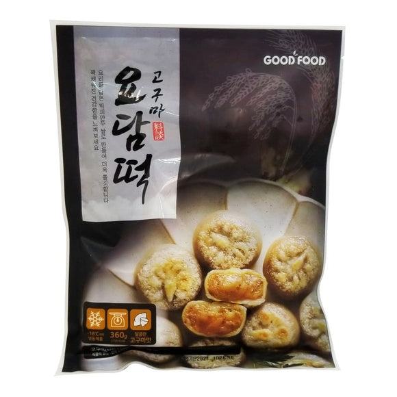 Korea GF Rice Skin Sweet Potato Dumpling 360g