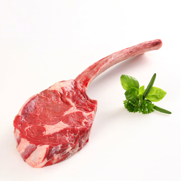 UK Donald Russell 28 days dry aged Tomahawk Steak 900g