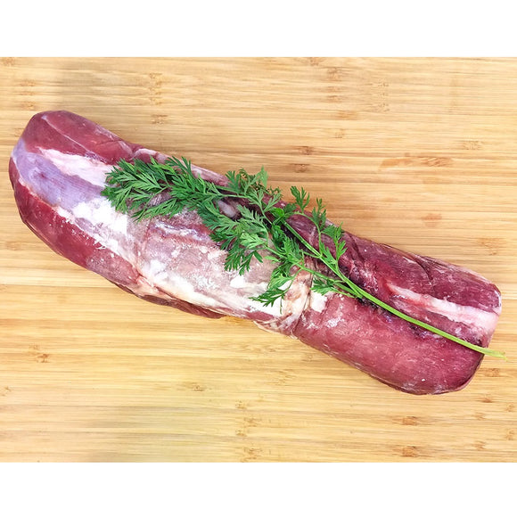 Dutch Milk Fed Veal Tenderloin 1.1kg