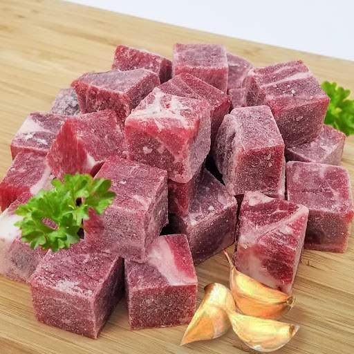 US Open Prairie Grain Fed Angus Beef diced 400g