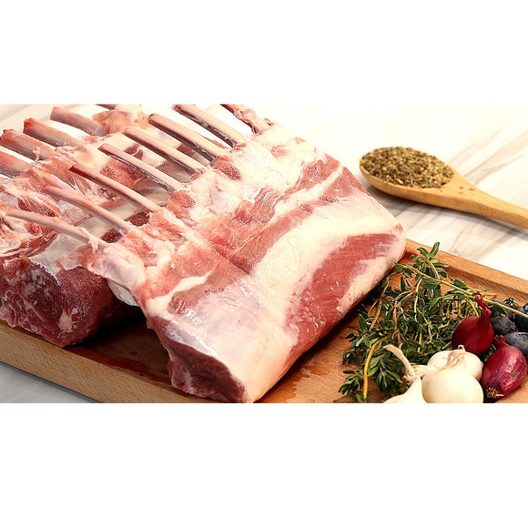 New Zealand Lamb Rack French Cut 900g