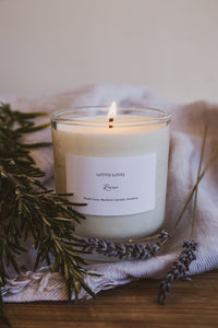 ESSENTIAL OIL 1 Wick Candle