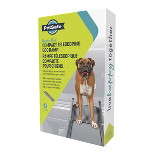 Rampa telescopica compatta per cani PetSafe® Happy Ride™