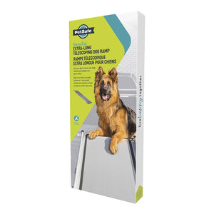Rampa telescopica extra lunga per cani PetSafe® Happy Ride™