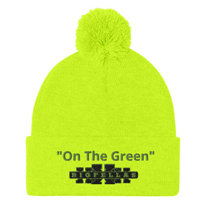 "Bigfellas ""On The Green"" Beanie"