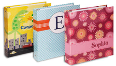 personalized binders for kids