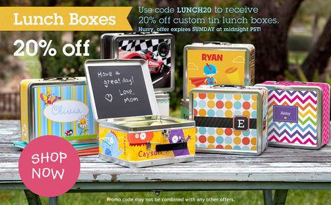 Lunch box sale