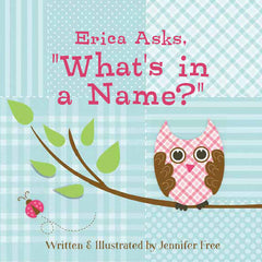 What is my name book