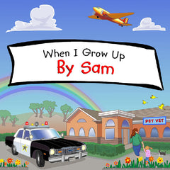 When I grow up book