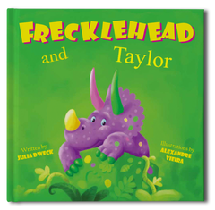 Frecklehead book