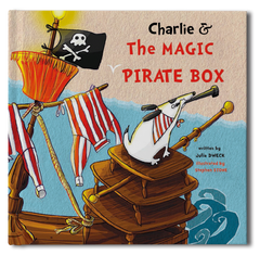 pirate storybook