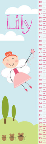 Floating Fairy Growth Chart
