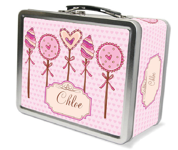 Lollipop Hearts Lunchbox - frecklebox