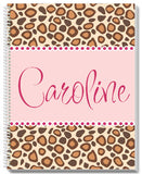 Cheetah Notebook - frecklebox - 1