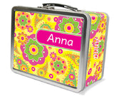 Fancy Flowers Lunchbox