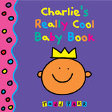 Really Cool Baby Book - frecklebox - 1