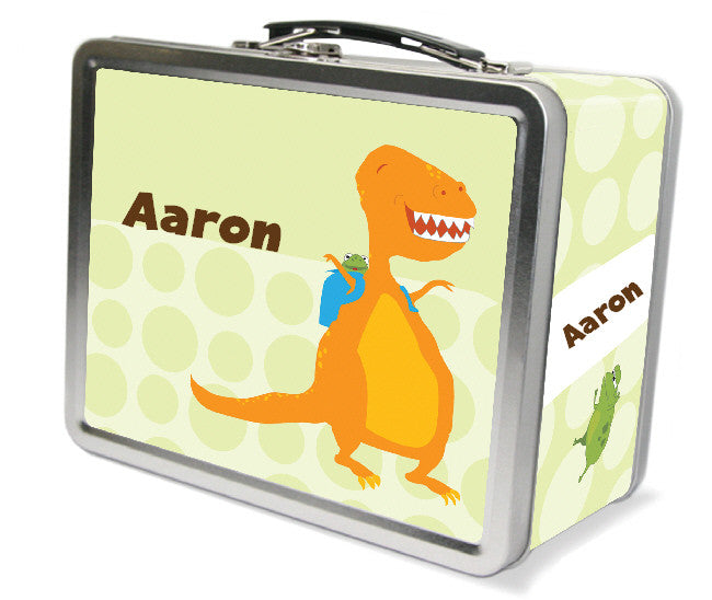 BackPack TRex Lunchbox - frecklebox