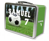 Soccer Lunch Box - frecklebox - 1