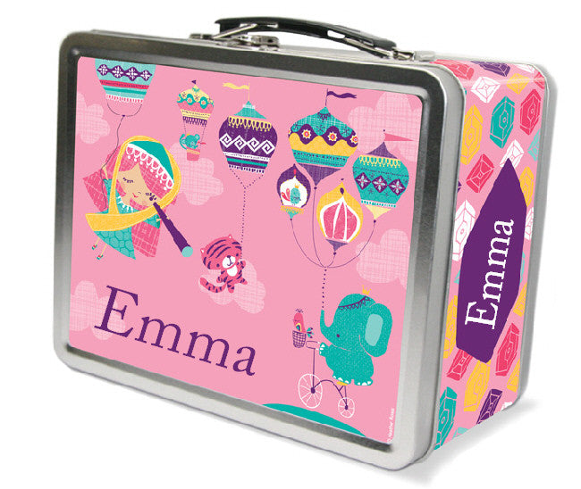 Greetings From India Lunchbox - frecklebox