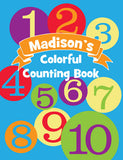 Colorful Counting Coloring Book