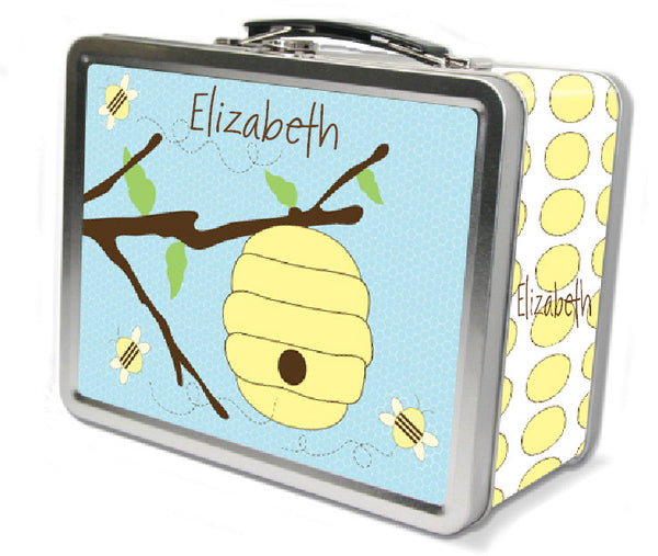 Busy Bees Lunch Box - frecklebox