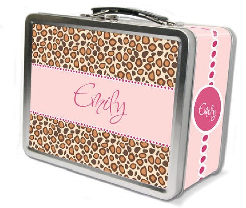 Sassy Safari Lunch Box