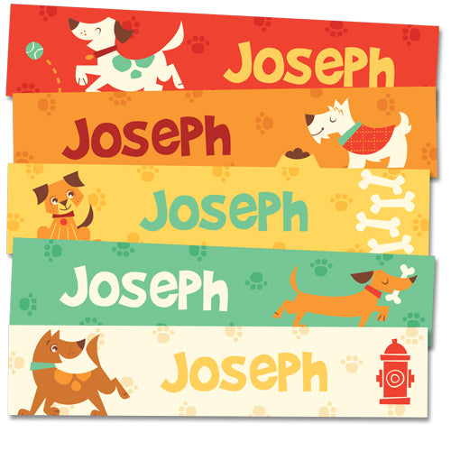 Dog Park Bookmarks - frecklebox