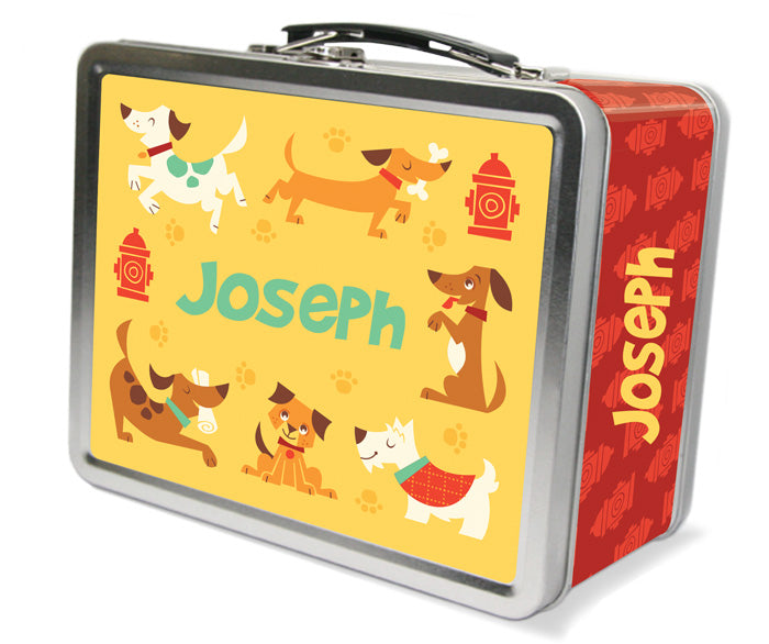 Dog Park Lunchbox - frecklebox