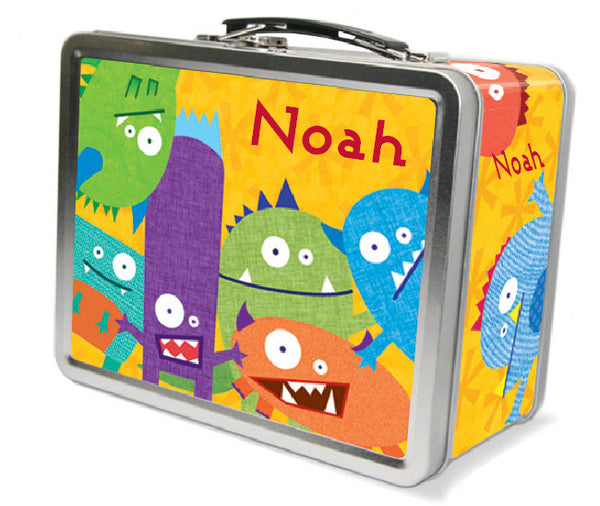 Monsters Lunchbox - frecklebox