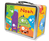 Monsters Lunchbox - frecklebox - 1